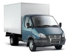 Грузоперевозки. Доставка грузов до 2,5 тонн по городу и области.