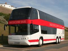 Автобус Донецк Москва, Автобус  Москва Донецк