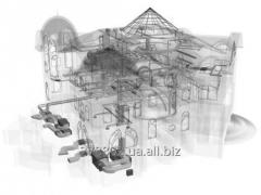 Reconstruction of ventilating systems