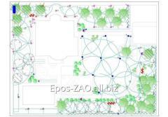 Проектирование систем полива