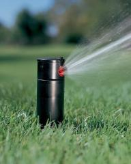 Service and repair of automatic irrigation systems