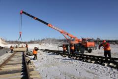 Строительство, ремонт, проектирование подъездных железнодорожных путей и объектов транспортной инфраструтктуры