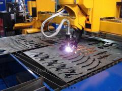金属激光切割服务
