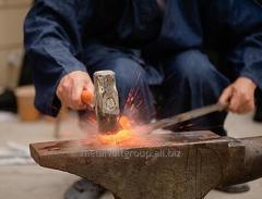 Производство и установка кованых изделий