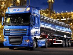 Transportation of liquid cargo