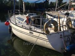 Аренда небольшой парусной яхты для двоих