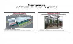 Проектирование рыбоперерабатывающих предприятий (рыбопереработка)