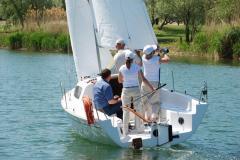 Обучение управлению парусной яхтой