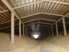 Модернизация складов напольного хранения