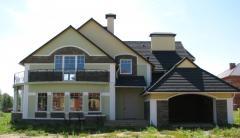 Капитальное строительство домов под ключ