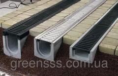 Проектирование дренажной системы и водоотвода