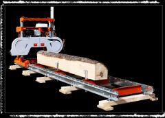 Wood sawing