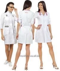 Пошив медицинских халатов