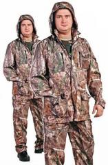 Пошив летнего костюма для охоты