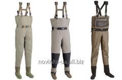 Пошив зимнего костюма для рыбалки