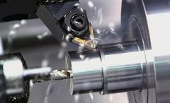 Токарная обработка ЧПУ металла/капролона