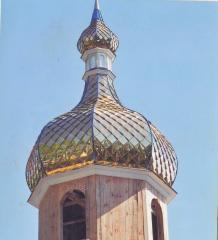 Изготовление купола под ключ