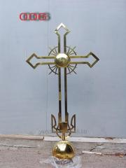 Изготовление крестов на купол