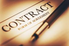 Составление трудовых, коммерческих и других договоров
