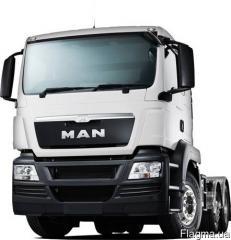 Re-equipment of Diesel cars under propane-butane,