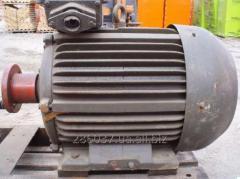 Ремонт електродвигунів - Перемотка електродвигунів з ремонтом механічної частини