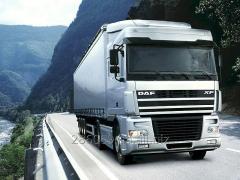 Логистика Предоставим машины по маршруту Украина - Турция, Украина - Ирак