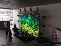 Светодиодный экран , Led панели