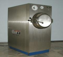 Repair of the sterilizing equipment (autoclaves,