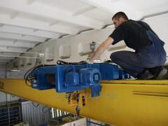 Монтаж и техническое обслуживание ГПО