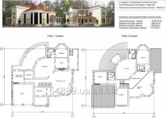 Готовые проекты индивидуальных жилых домов