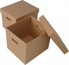 Изготовление архивной коробки