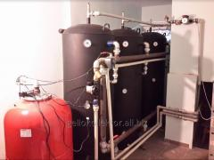 Installation and reconstruction of heating systems