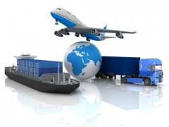 Послуги транспортних і експедиторських агентств із