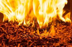 Analysis of solid fuel (raw materials)