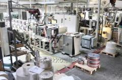 Production of flexo labels