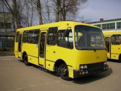 Капитальный ремонт кузова различных марок автобусов