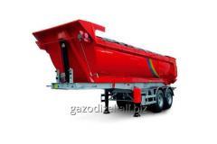 Capital repairs of semi-trailers