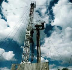 Буріння та капітальний ремонт газових та нафтових свердловин