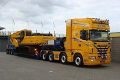 Негабаритные перевозки из Украины в Нидерланды