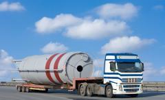Негабаритные перевозки из Норвегии в Украину