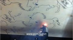 Криволинейный лазерный раскрой фанеры в Киеве
