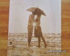 Изготовление деревянных и фанерных открыток