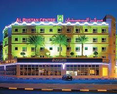Al Bustan Centre & Residence, Дубаи, ОАЭ, 14.02.17