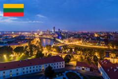 The visa to Lithuania