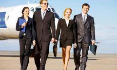 Corporate air tickets