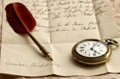 Набор рукописного текста