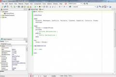 Let's write the program on Delphi