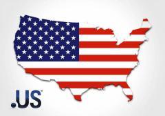Регистрация Американских доменов