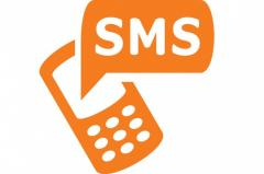 Let's make any SMS mailing