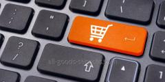Let's create online store